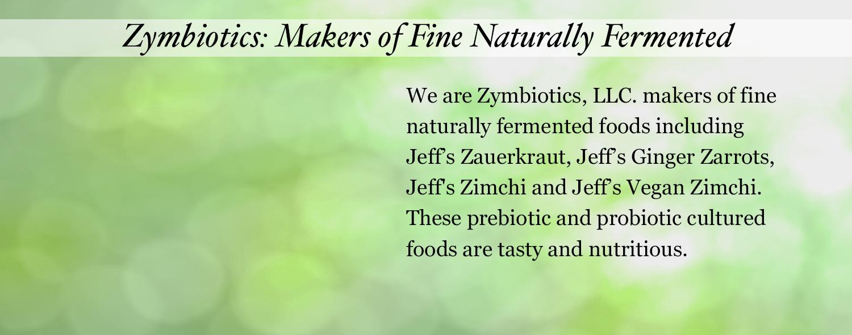 Zymbiotics background